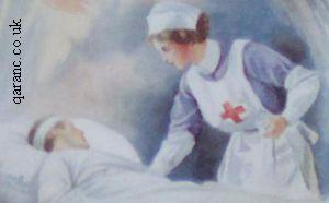 First World War Nurse