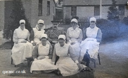 1919 nursing staff doctor