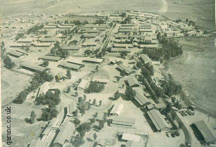 BMH Nicosia 1957 Aerial Photo
