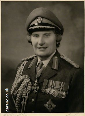 Brigadier Dame Margot Turner