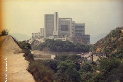 British Military Hospital Hong Kong Wylie Road Kings Park
