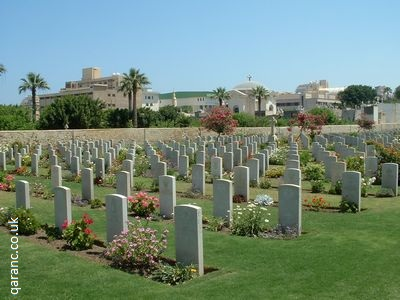 Chatby Military Cemetery Alexandria
