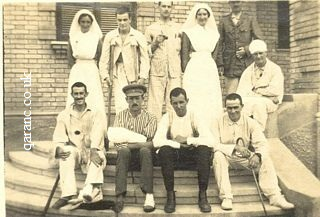 General Hospital Egypt Nurses Patients