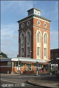 Haslar Hospital Tower