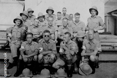 Hospital Ship Medical Team Suez 1941
