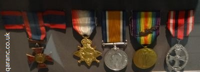 Medals QAIMNS World War One