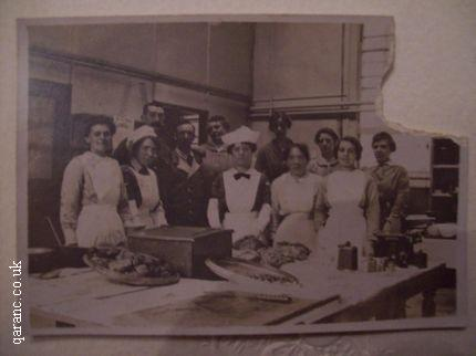 Millbank Hospital Kitchen Staff