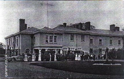 Milton Hill Sectional Hospital General Hospital No3 Southern Command Steventon Berkshire
