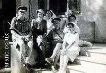 North Africa WWII Nurses Doctors