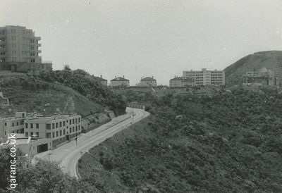 Peak Hong Kong district 1960s