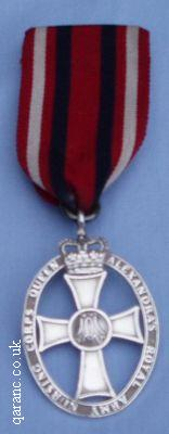 QA Officers Cape Medal