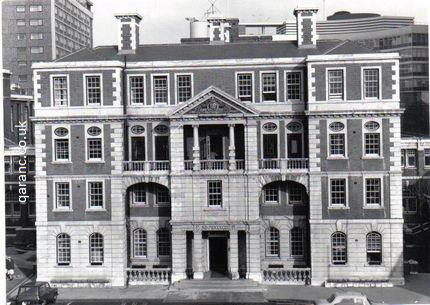 Queen alexandra 39 s military hospital millbank london qamh for Tech house london