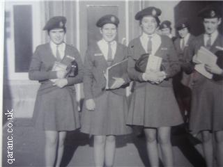 QARANC Recruits 1969