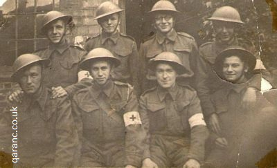 RAMC Medics Ambulance Drivers Dunkirk Second World War 1940