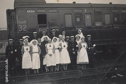 Red Cross Ambulance Train