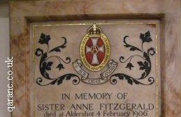 Sister Anne Fitzgerald