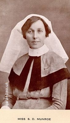 Susan Deverell Munroe