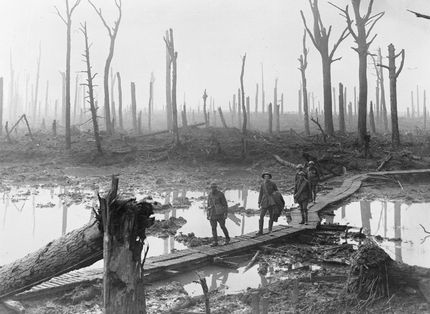 Third Battle of Ypres WWI