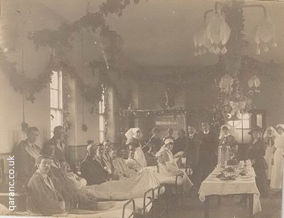 Ward Patients Nursing Staff QA Cosham Military Hospital