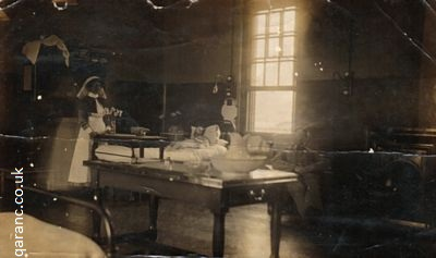 Ward Photo WWI Queen Alexandra's Military Hospital Millbank