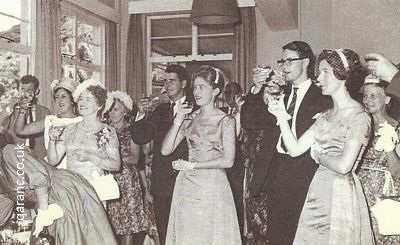 Wedding Guests 1960s