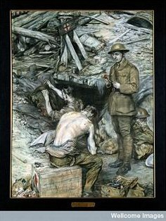 World War One Aid Post