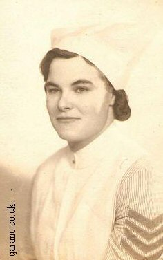 World War Two Nurse
