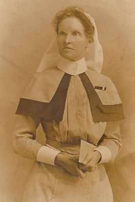 battle arras nurse world war one