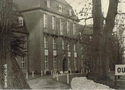 Bmh Berlin British Military Hospital