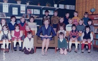 buckeburg school photo 1973
