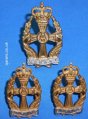 collar badges qaranc