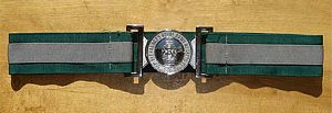 Dental Corps Stable Belt