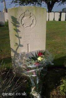 First World War Grave