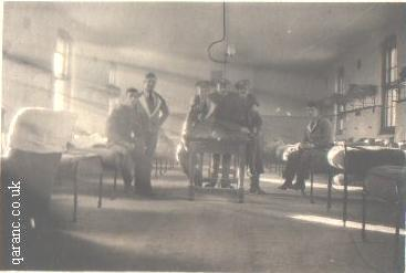 Hospital Ward World War One