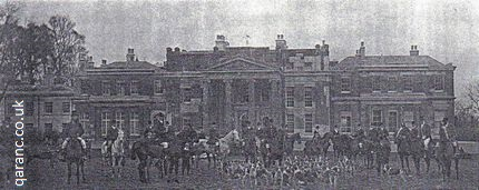 Hylands House Military Hospital WWI Chelmsford