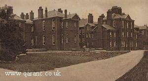 Military Hospital Colchester