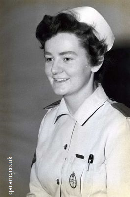 norma fox qaranc ward uniform 1955 1958