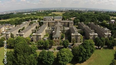 old buildings royal herbert military hospital woolwich london