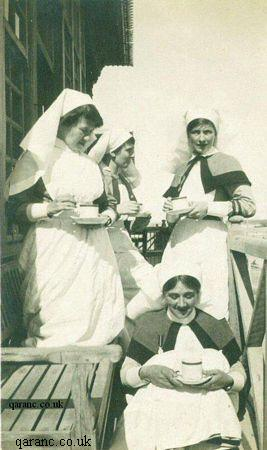 Photographs of QAIMNS nursing sisters during World War One QAIMNS Nurses