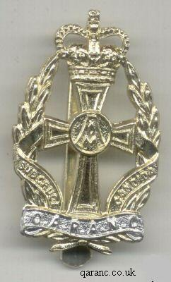 QARANC Cap Badge