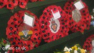 Remembrance Poppy Wreaths