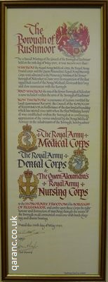 scroll freedom of rushmoor