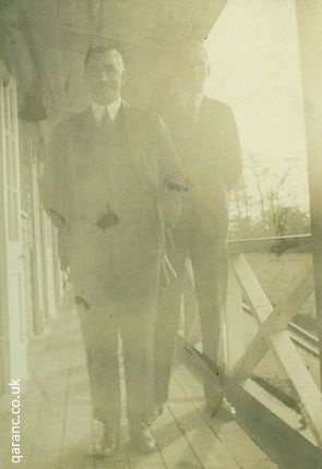 unknown photo two men wearing suits 1914 1918