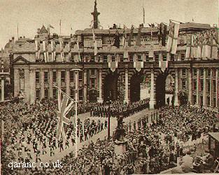 Victory Parade World War One