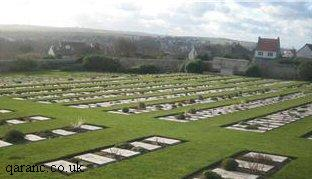 War Graves Photo