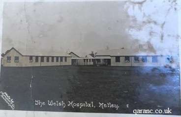 Welsh War Hospital Netley World War One