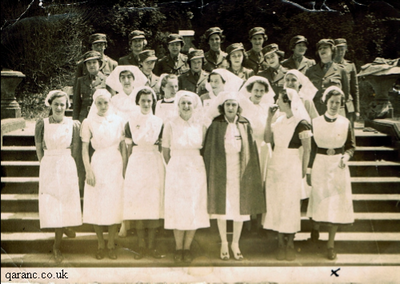 world war two nurses photo